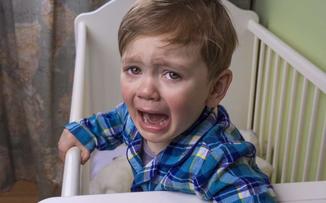 Are Your Emotions Sabotaging Your Child's Sleep?