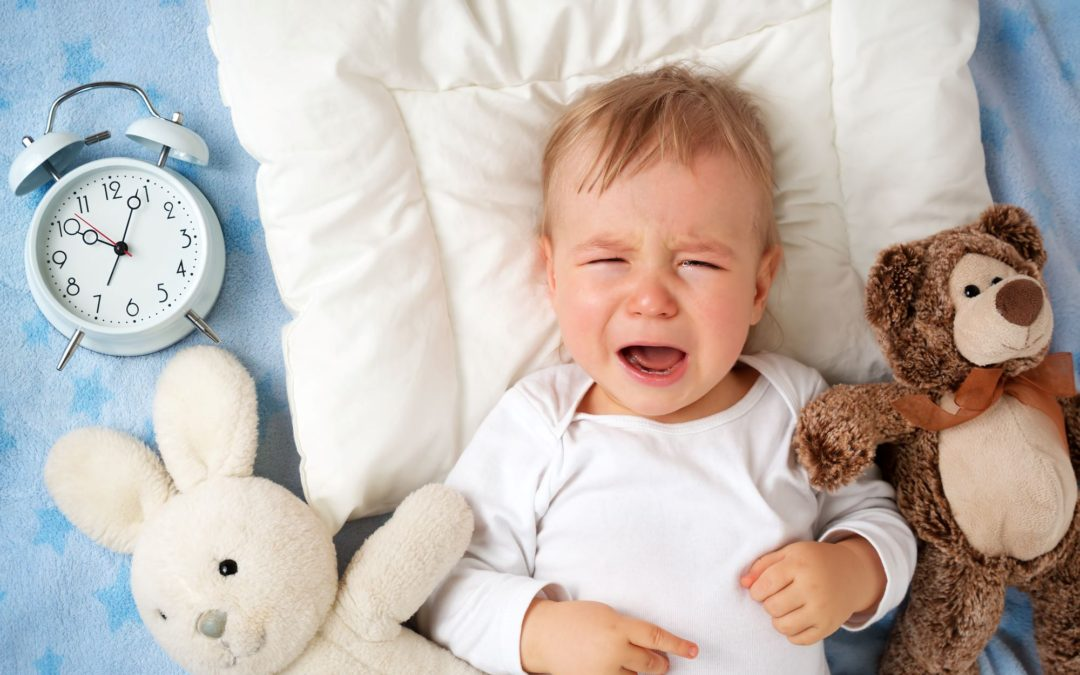 """How to """"Fall Back"""" Your Child's Sleep"""