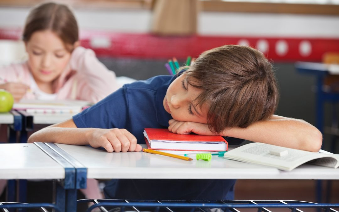 Back to School Sleep Tips